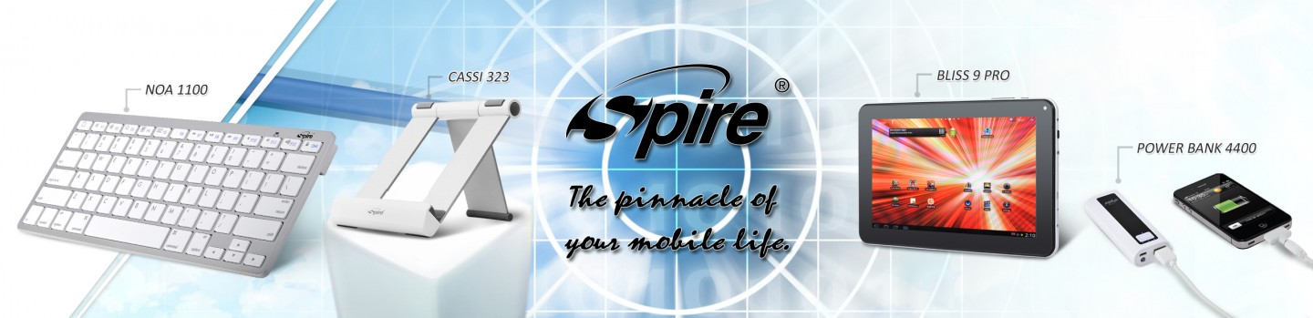 Spire Corp. | Mobile Products
