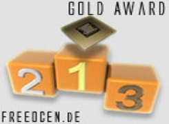 Spire Corp | Coolgate 2.0 Gold award by freeocen