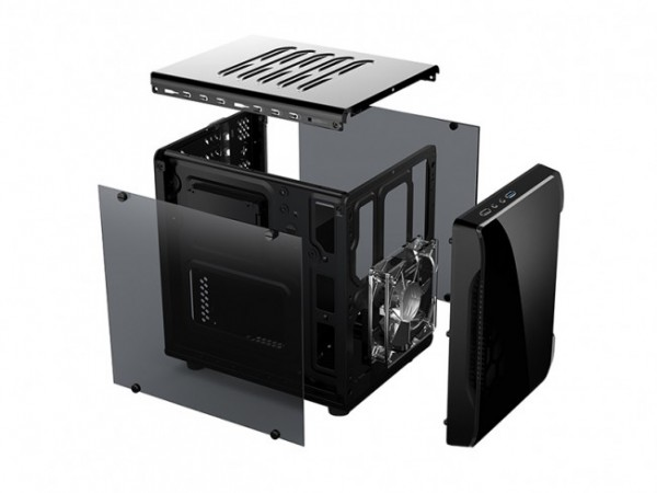 PowerCube series 715 with PSU and USB3.0 now available