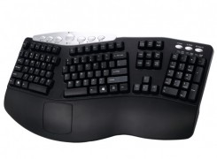 Spire Corp | Arrival new ergonomic keyboard