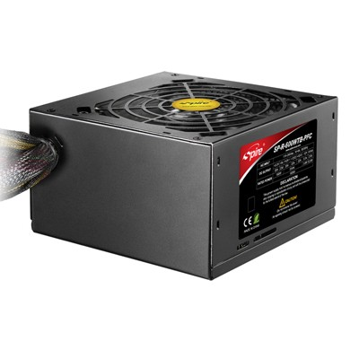 Power Supplies | BlackDragon 600 PFC