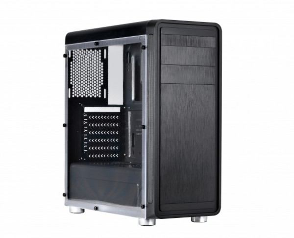 INTRODUCTION OF THE first model of HUSKY series PC Cases
