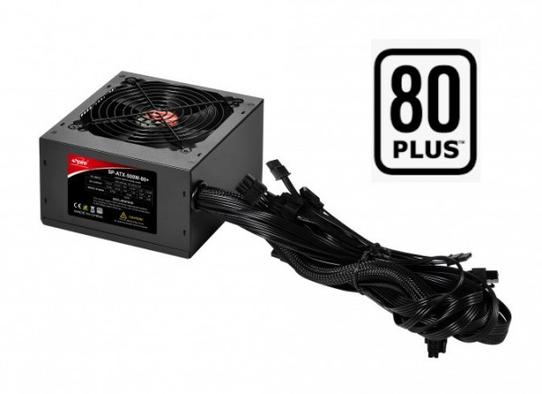 INTRODUCING EAGLEFORCE 80 PLUS CERTIFIED POWER SUPPLIES