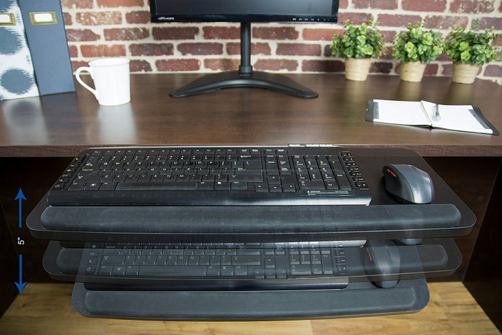 Ergonomics | Keyboard tray