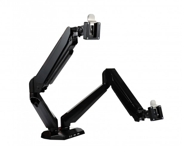 PC Accessories | Dual Monitor arm